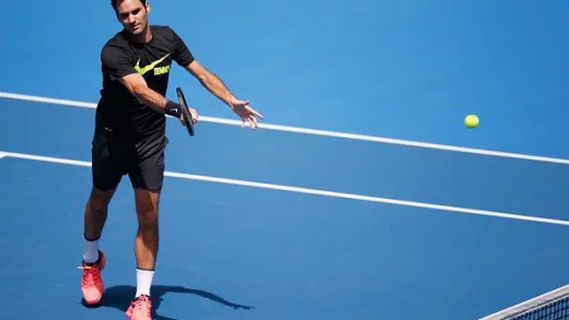 Federer vai jogar oitavos-de-final de dia e Djokovic tem honras de sessão noturna