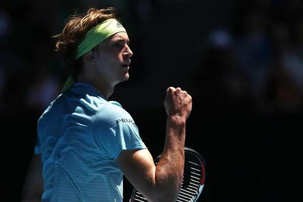 Zverev beneficia da desistência de Dimitrov em Sofia e recupera quarto lugar do ranking ATP