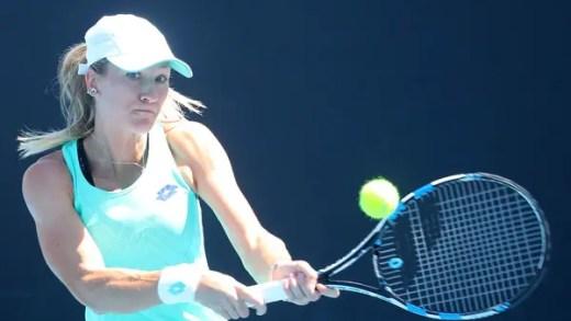 Allertova e Martic garantem passagens para os 'oitavos' no Open da Austrália