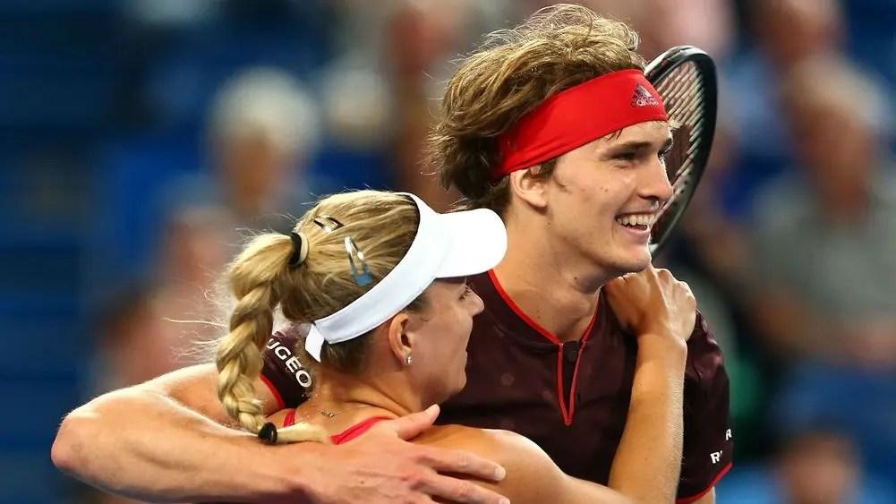 Federer e Bencic vencem e garantem Suíça na final da Copa Hopman