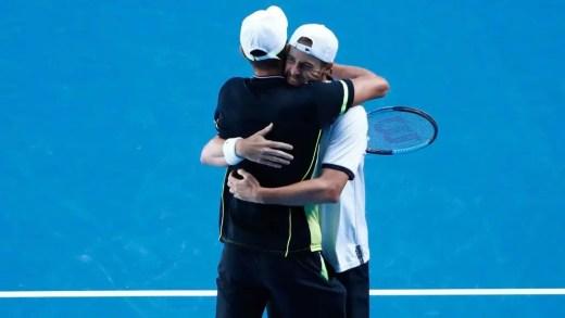 Marach e Pavic conquistam o Open da Austrália e mantêm invencibilidade em 2018