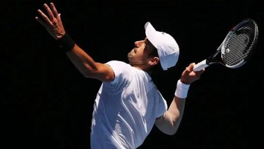 [VÍDEO] Djokovic continua a recuperar e garante: «Cada dia que passa estou mais forte»