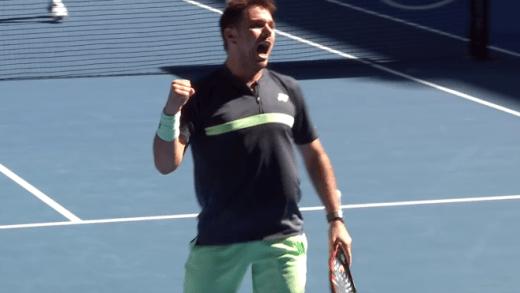 [VÍDEO] Foram assim os regressos de Djokovic e Wawrinka à competição