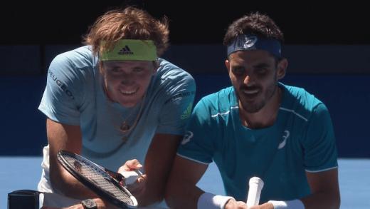 [VÍDEO] 'Inspetor' Sascha juntou-se ao adversário para o aconselhar sobre um challenge
