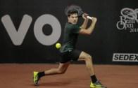 João Domingues encontra qualifier na primeira ronda do torneio de São Paulo