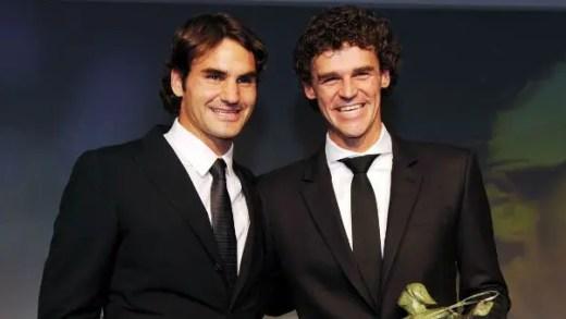 Guga Kuerten: «Não imaginava Federer número um aos 36. Acho que nem ele»
