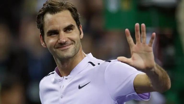 [VÍDEO] A prenda de São Valentim de Roger Federer