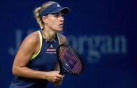 Kerber e Svitolina vencem, convencem e marcam duelo nas 'meias' do Dubai