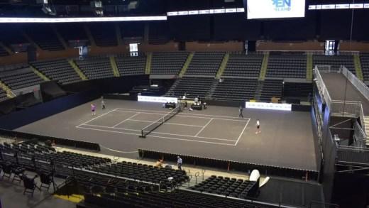 Diretor do ATP de Nova Iorque: «Temos courts pretos porque queríamos fazer algo diferente»