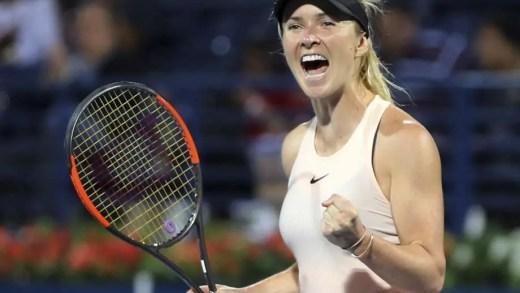Svitolina: «Talvez não tenha oferecido um ténis espetacular, mas sim sólido!»