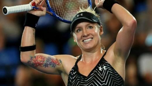 Tat-Who? Jogadoras da Fed Cup desafiadas a adivinhar as tatuagens das adversárias