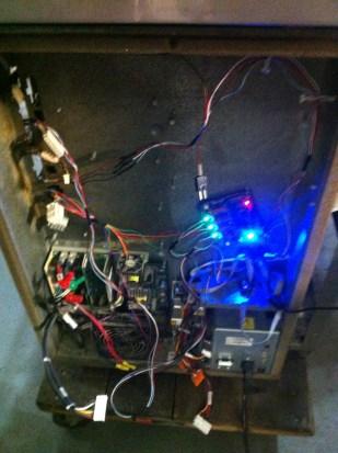 Messy Electronics