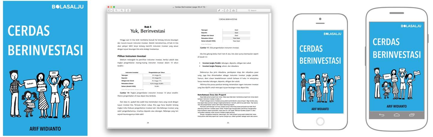 Tersedia dalam format PDF, ePub (iBooks dan Google Buku), dan mobi (Kindle)