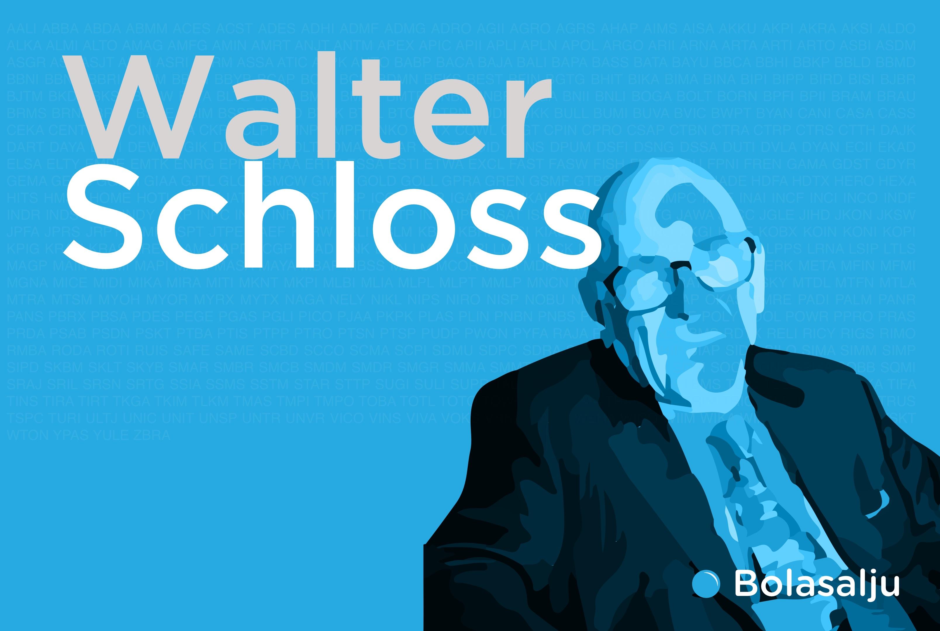 Walter Schloss
