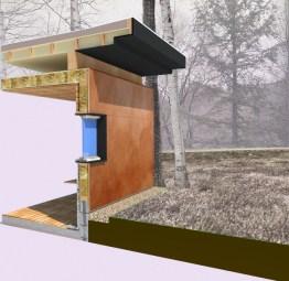 sauna renderingR