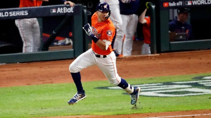 Jugadores de Astros son elegibles para arbitraje