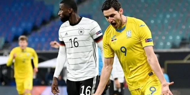 Nations League | Alemania vs. Ucrania: VIDEO del GOL de Roman Yaremchuk por  la Liga de las Naciones Grupo A4 | Bolavip