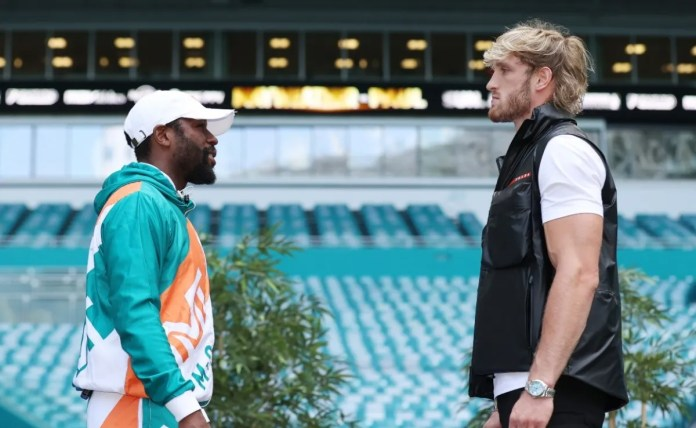 Logan Paul vs Floyd Mayweather: When and where will they fight? | Floyd  Mayweather vs Logan Paul | Bolavip US
