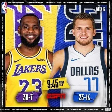 What Channel Los Angeles Lakers Vs Dallas Mavericks For The