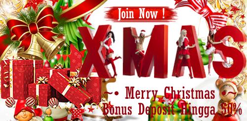 Event Bonus Promo Natal 2018 Dan Tahun Baru 2019