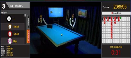 Panduan Cara Bermain Billiard Pool Live Casino