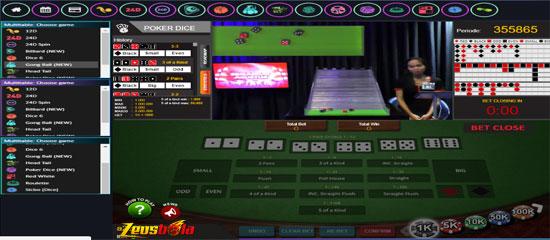 Panduan Dan Cara Bermain Poker Dice Pool