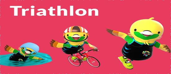 Triathlon Asian Games 2018 Jakarta Palembang
