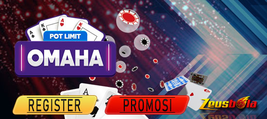 Cara Bermain Pot Limit Omaha Poker Online