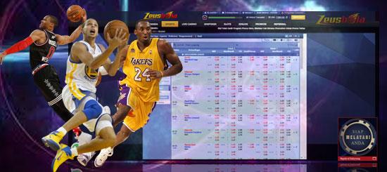Panduan Cara Bermain Taruhan Bola Basket Sbobet Online