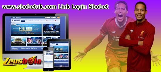 www.sbobetuk.com Link Login Sbobet