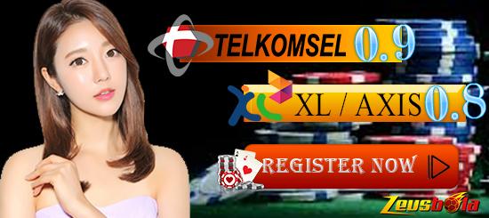 Agen Judi Poker Menggunakan Pulsa Terpercaya Di Indonesia