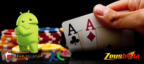 Situs Agen Poker Android Pakai Pulsa Telkomsel Dan Xl