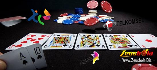 Situs Game Poker Depo Pulsa Terpercaya Di Indonesia