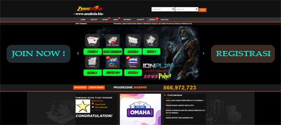 Situs IDNPOKER Judi Poker Pulsa Online Terpercaya