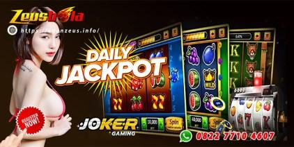 Situs Slot Joker123 Terpercaya Deposit Pulsa Telkomsel