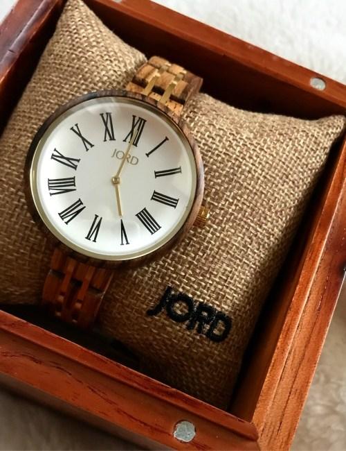 JORD: A Timeless Women's Watch