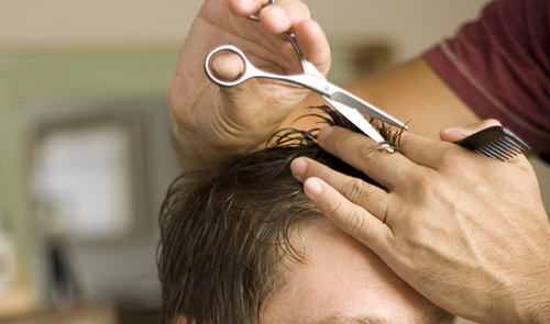 Men S Hair Cutting