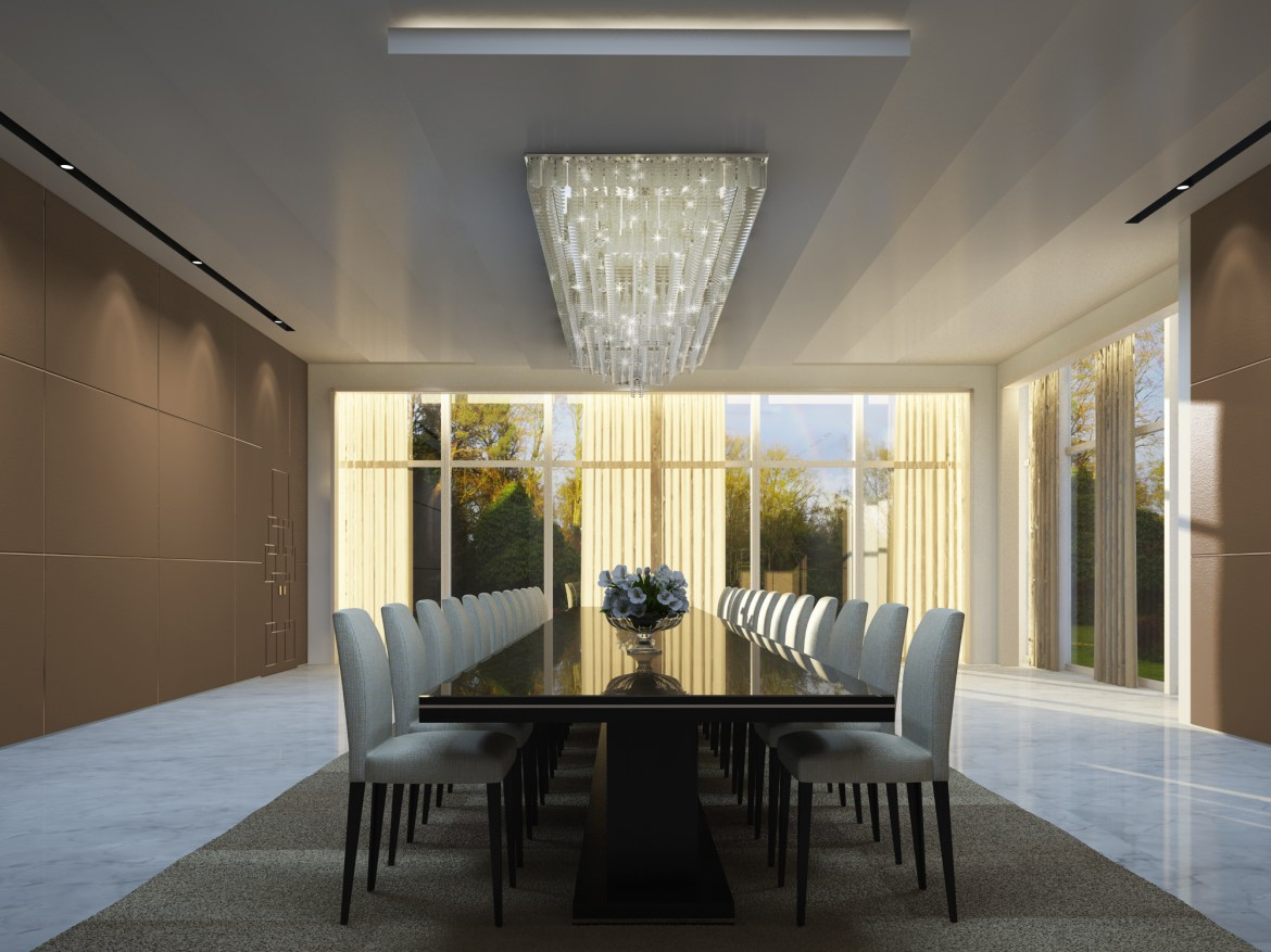 Contemporary Dining 1