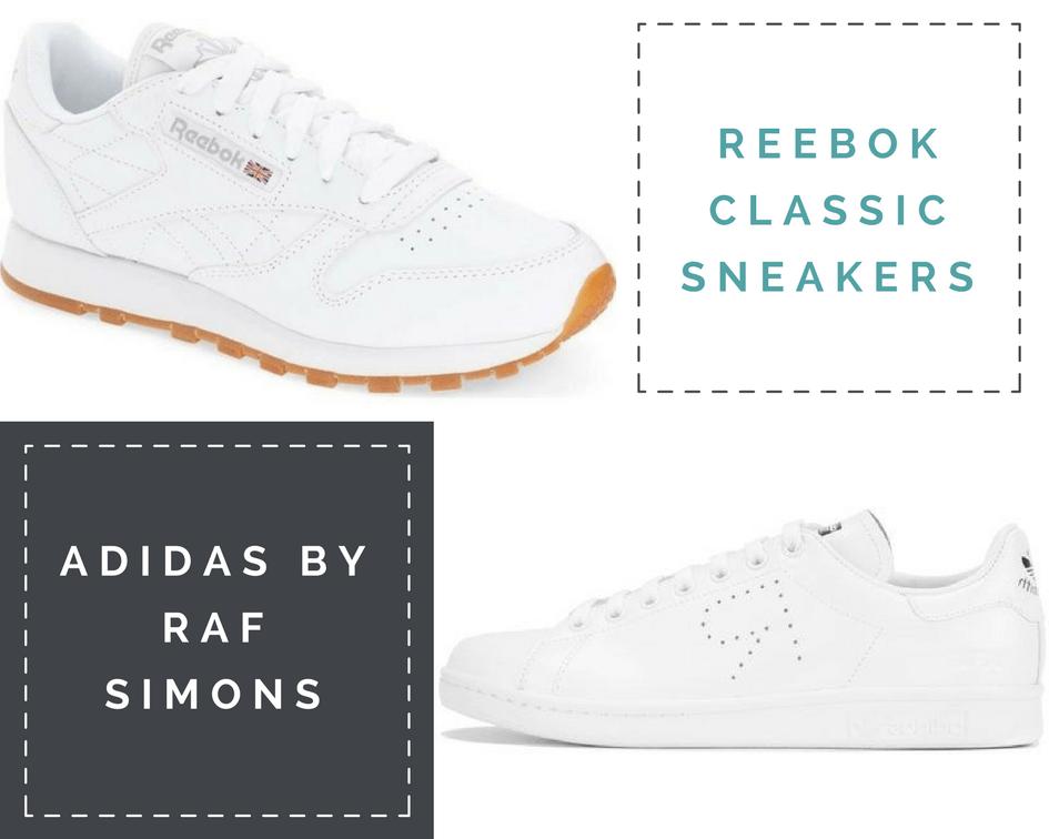 Reebok Classic Sneakers & Adidas By Raf Simons