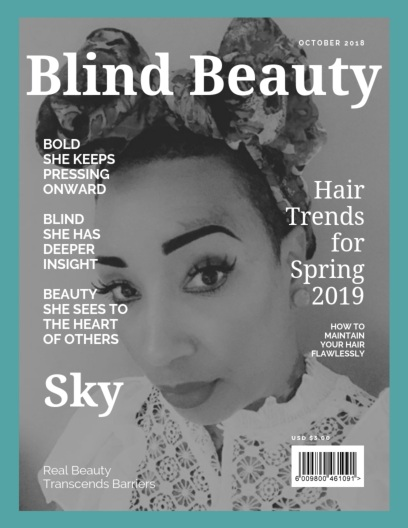 Blind Beauty 56