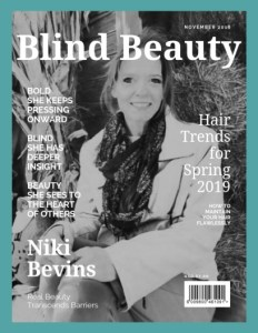 Niki Bevins Blind Beauty 62 Featured image description is in the body of the post.