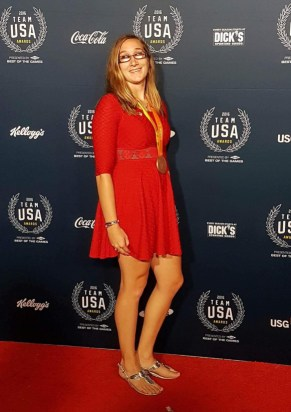 Team USA Red Carpet 2016