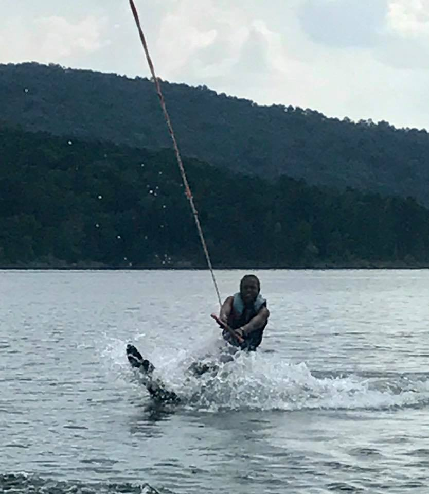 Water Skiing in Hot Springs Arkansas