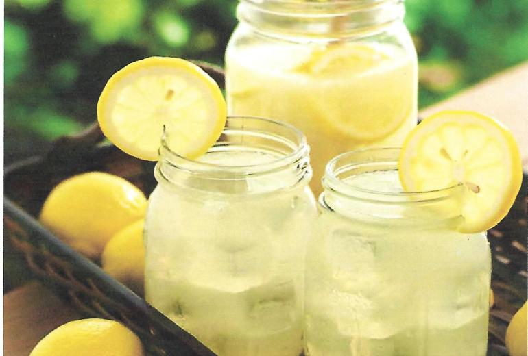 Lemonade image is described in the body of the post.