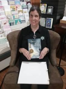 Jo Pinto at Author Reading