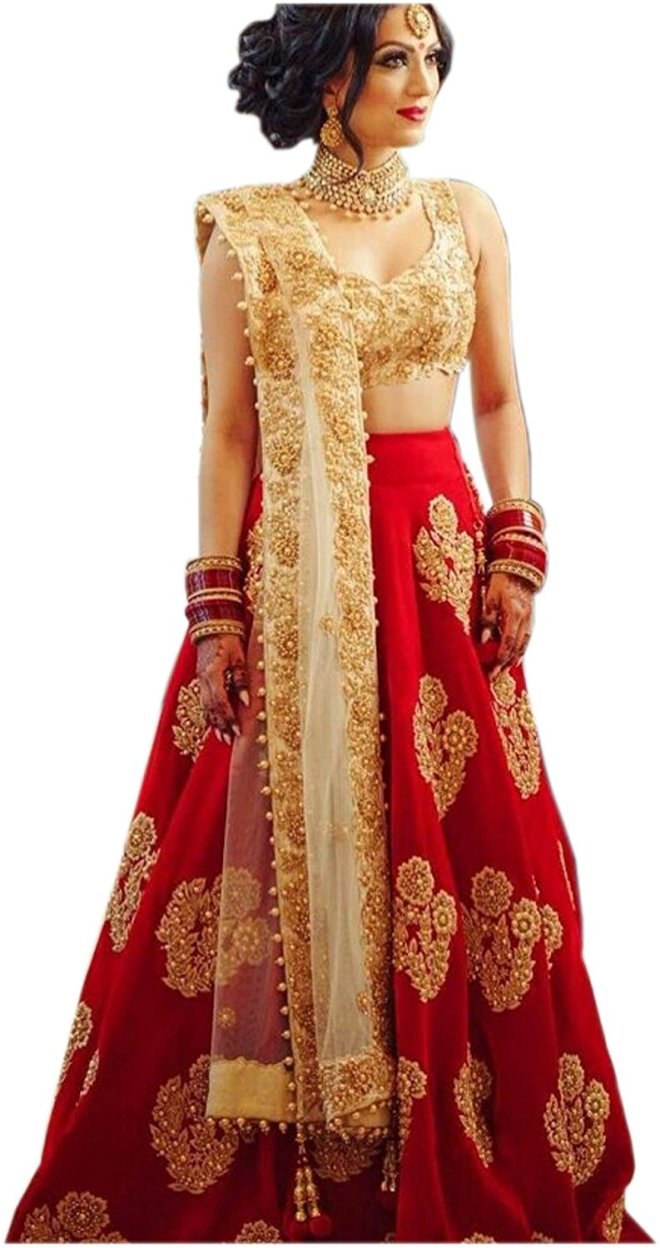 party wear lehenga
