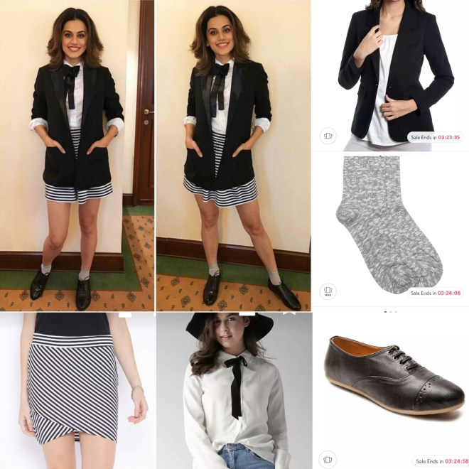 Taapsee look