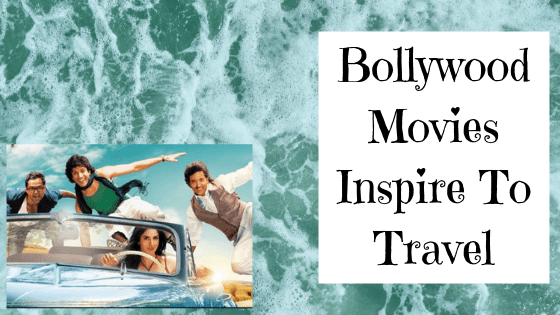travel Bollywood movies