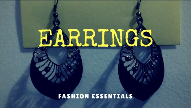 Types of earrings a girl must have