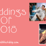 Celebrity wedding 2018